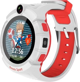 Детские часы Кнопка Жизни Aimoto Sport Red фото