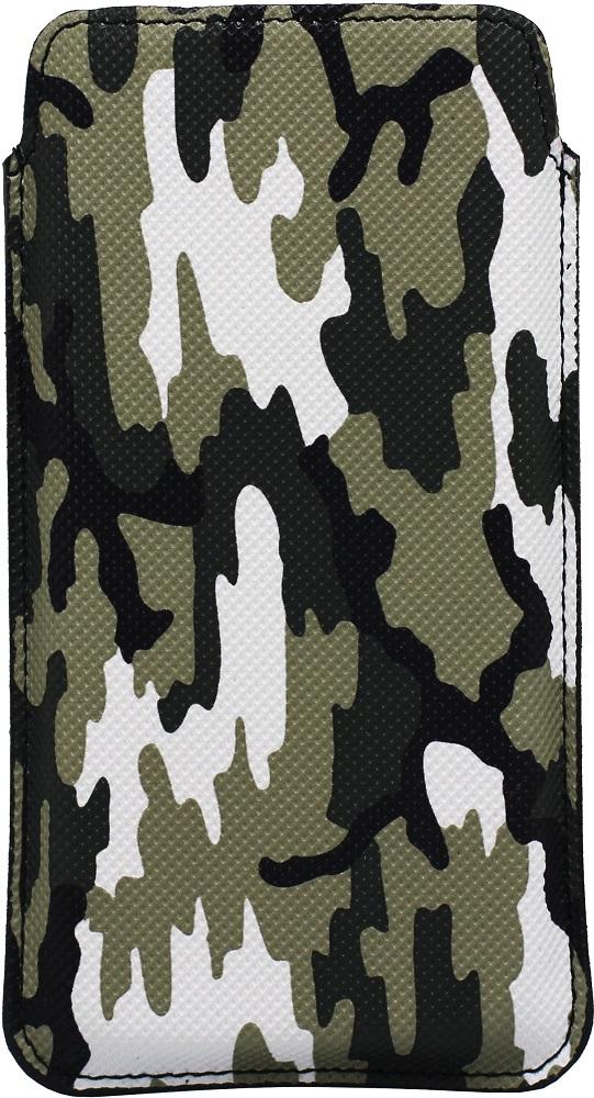 "Чехол-футляр OxyFashion универсальный размер M 4,3-5,5"" Khaki"
