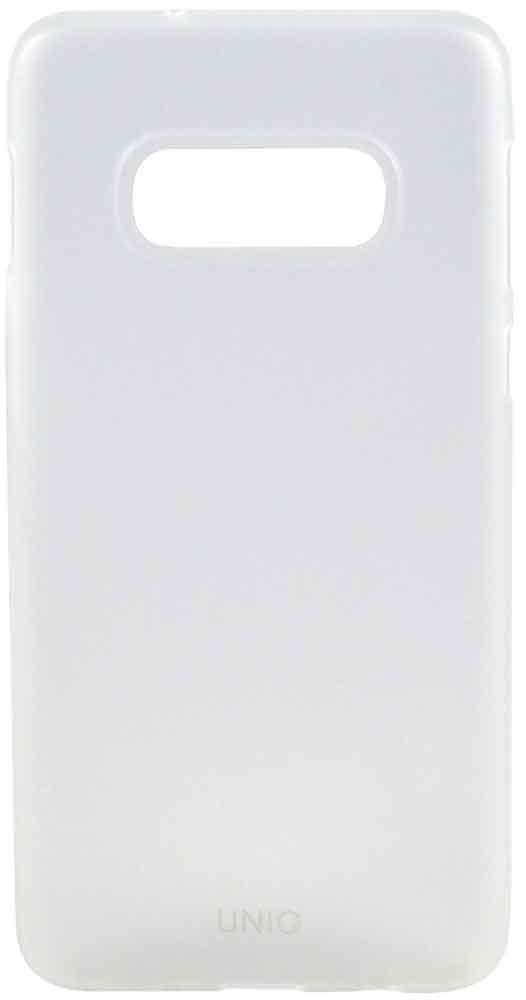 Клип-кейс Uniq Samsung Galaxy S10e White цена и фото