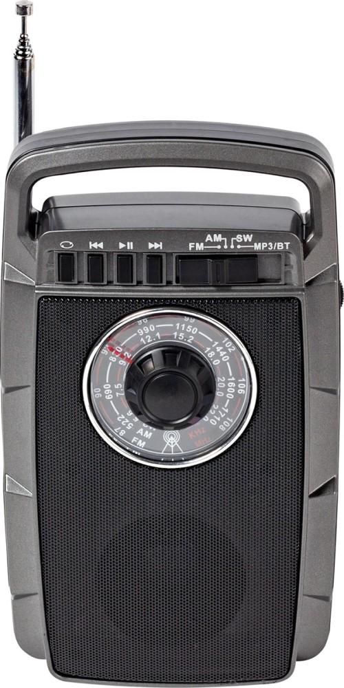 Портативный радиоприемник Max MR-322 Black фото
