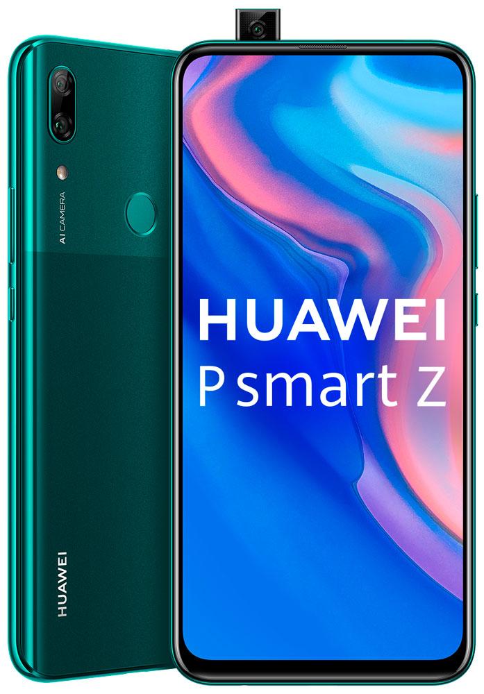 Смартфон Huawei P Smart Z 4/64 Gb Green фото