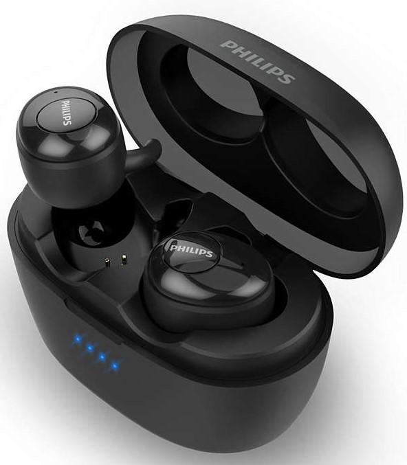 Беспроводные наушники Philips TWS SHB2505 Black фото