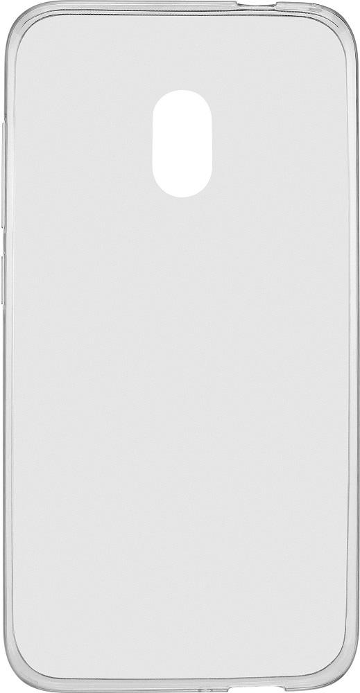 Клип-кейс Alcatel GelSkin для U5 4047D прозрачный клип кейс alcatel color skin для 9005x pixi 3 желтый