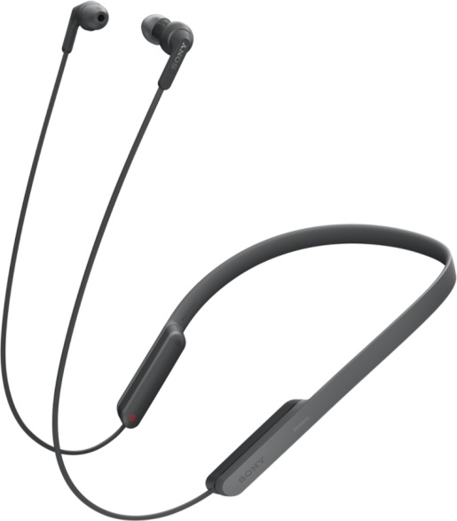 Беспроводные наушники  микрофоном Sony MDR-XB70BTB Black
