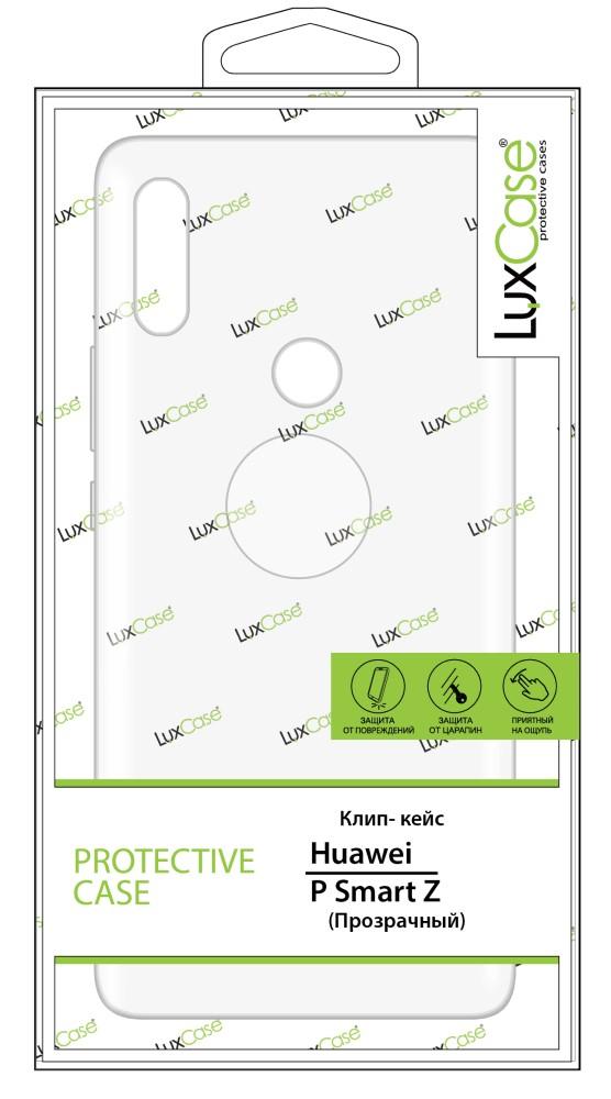 Клип-кейс LuxCase Huawei P Smart Z прозрачный