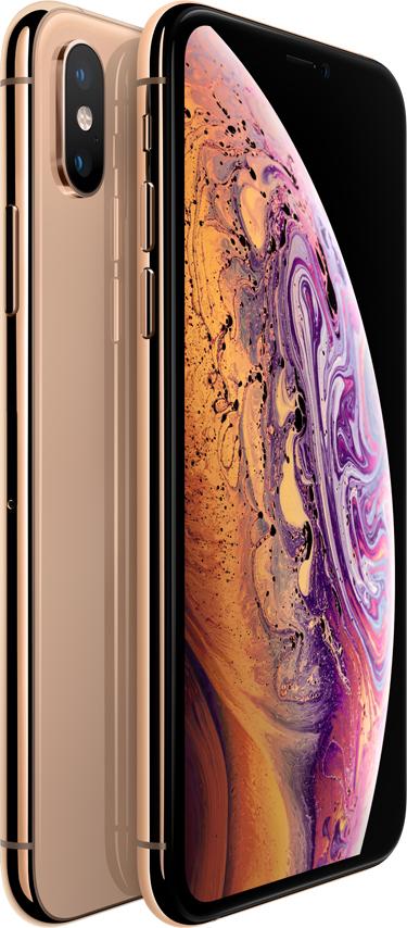 Смартфон Apple iPhone XS 64Gb Gold (Золотой)