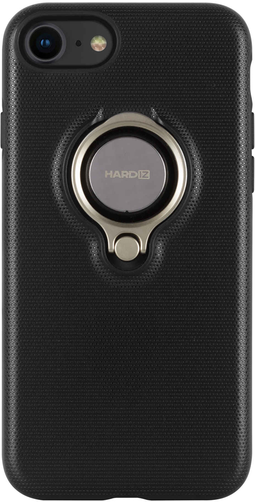 Клип-кейс Hardiz Apple iPhone 8/7 с кольцом Black фото