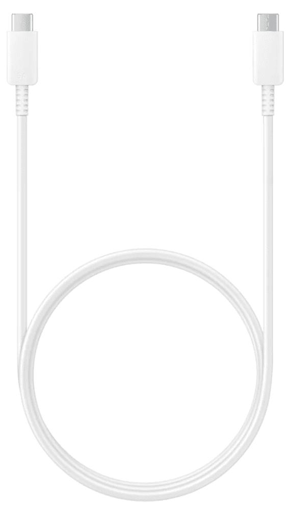 Дата-кабель Samsung Type-C-Type-C Max 100W EP-DN975B White фото