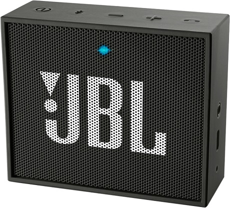 Портативная акустическая система JBL Go Black цена и фото