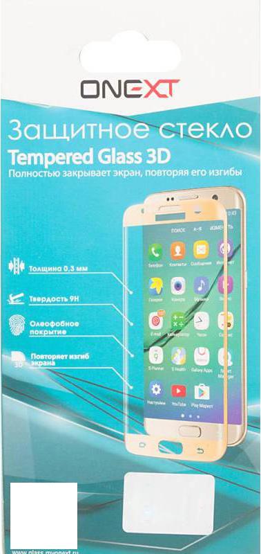 Стекло защитное Onext iPhone XR 3D Full Glue черная рамка защитное стекло onext huawei honor play 2018 3d full glue