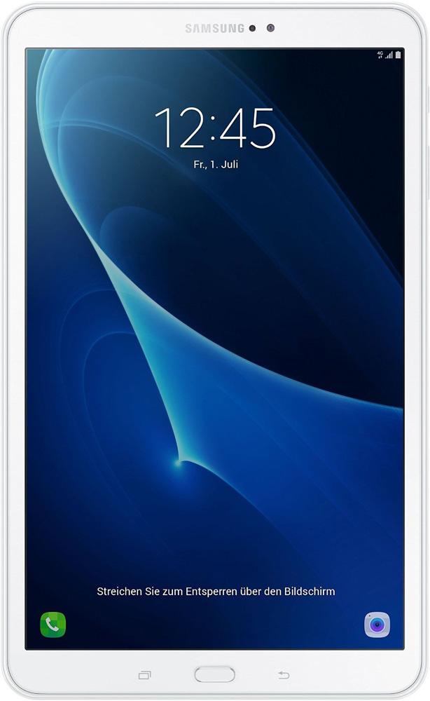 Планшет Samsung Galaxy Tab A 10.1 SM-T585N 16Gb LTE White планшет samsung galaxy tab a 10 1 lte sm t 585 n черный