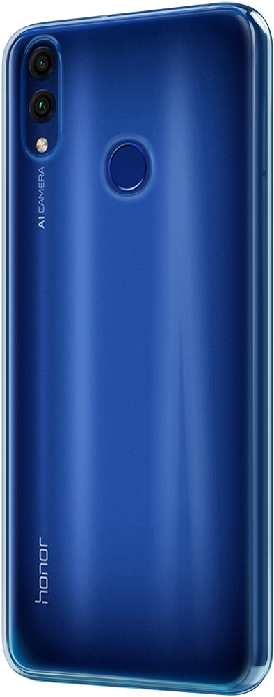 Клип-кейс Vipe Honor 8X прозрачный цена