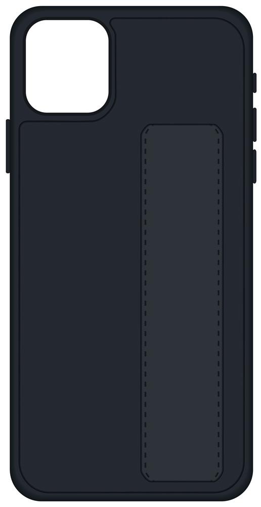 Клип-кейс LuxCase iPhone 11 Pro Max с подставкой Black фото