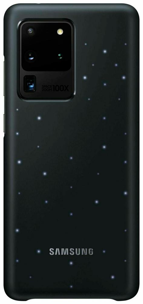 Клип-кейс Samsung Galaxy S20 Ultra Smart LED Cover Black (EF-KG988CBEGRU) фото