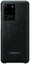 фото Клип-кейс Samsung Galaxy S20 Ultra Smart LED Cover Black (EF-KG988CBEGRU)