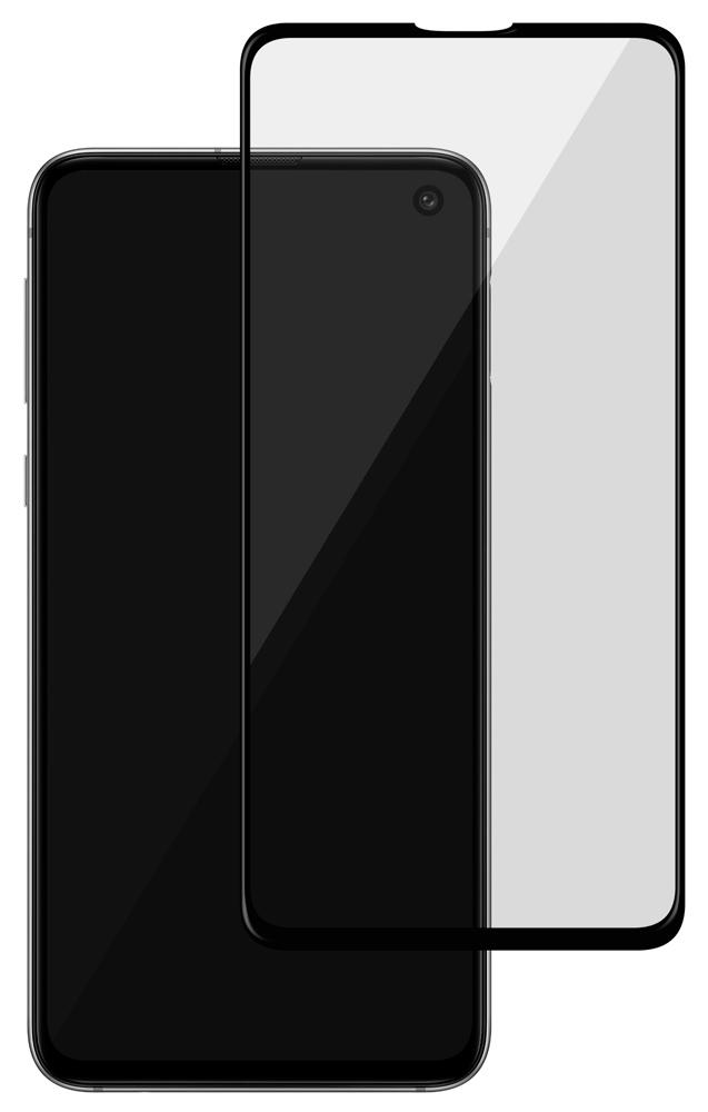 Стекло защитное uBear Samsung Galaxy S10e 3D черная рамка стекло защитное ubear iphone xr 0 2 мм черная рамка