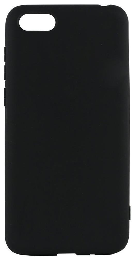 Клип-кейс New Level Honor 7S силиконовый Black фото
