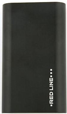 Фото - Внешний аккумулятор RedLine H14 6000 mAh металл black аккумулятор