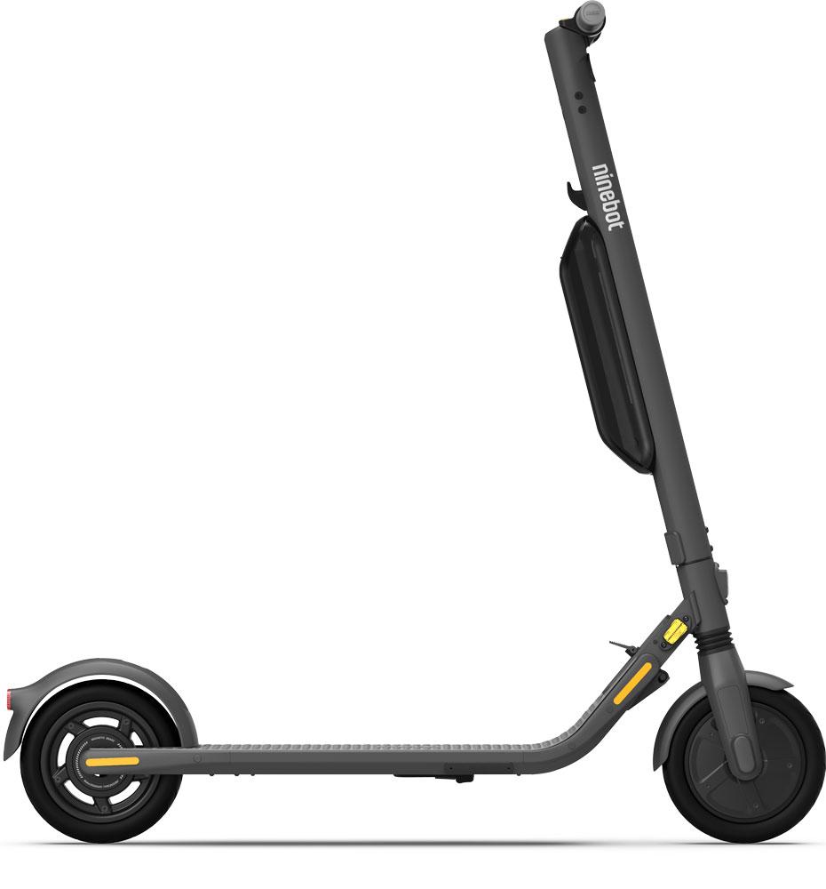 Электросамокат Ninebot KickScooter E45 Black фото 4