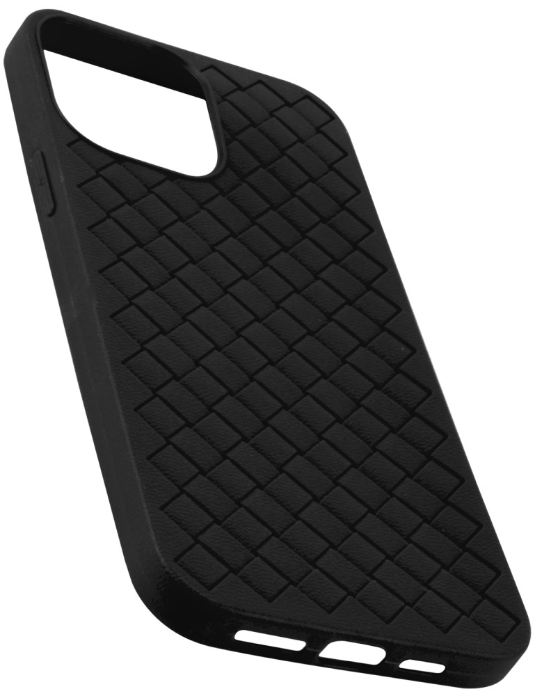 Клип-кейс UNBROKE iPhone 13 Pro Max Braided Black фото 2
