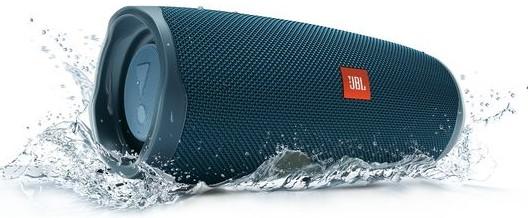 Портативная акустическая система JBL Charge 4 Blue
