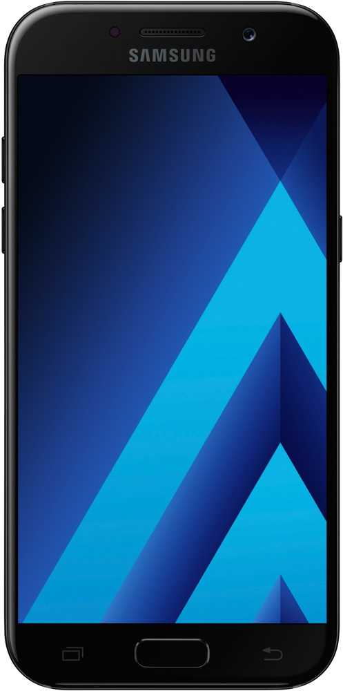 Смартфон Samsung Galaxy A5 (2017) SM-A520F/DS Black