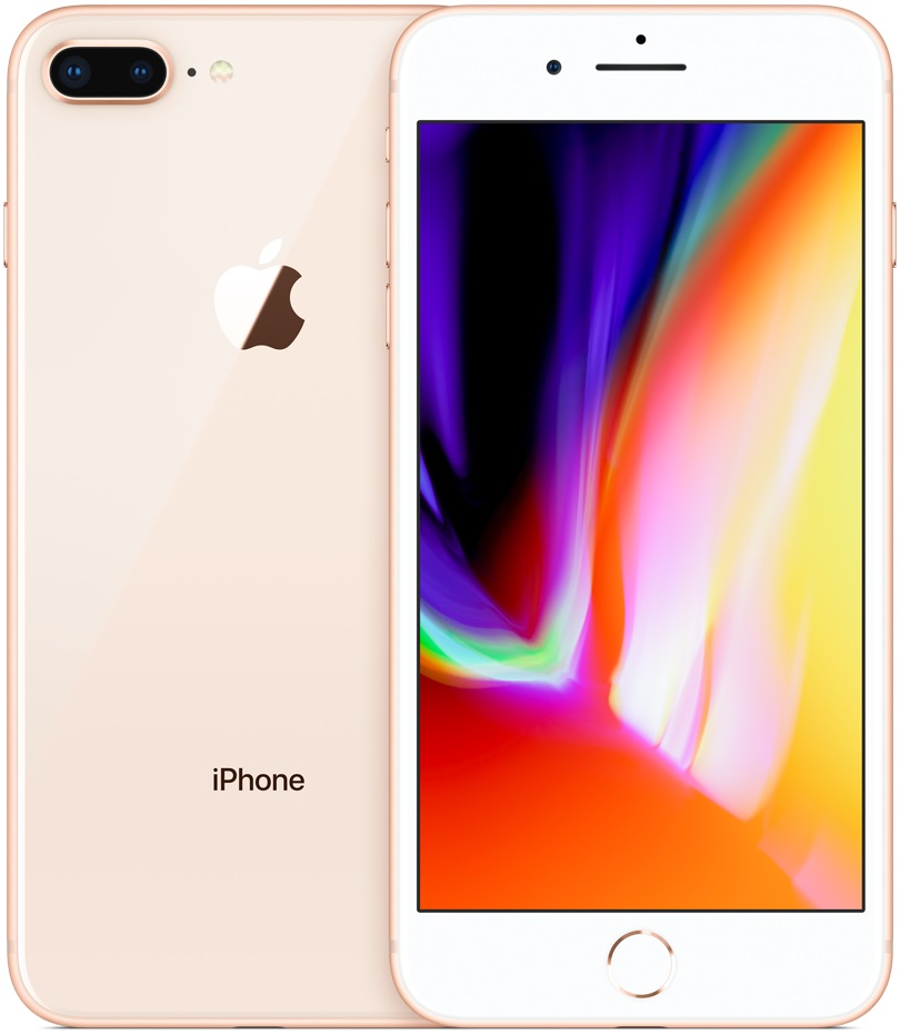 Смартфон Apple iPhone 8 plus 128Gb Gold (Золотой) фото