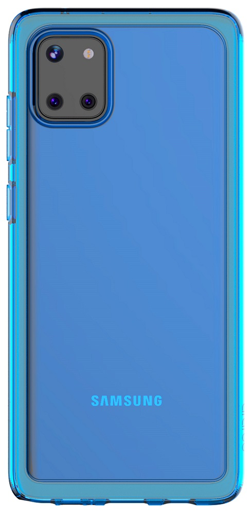 Клип-кейс Araree Samsung Note 10 Lite Blue (GP-FPN770KDALR) фото