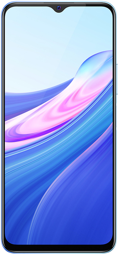 Смартфон Vivo Y31 4/64Gb Blue фото 3