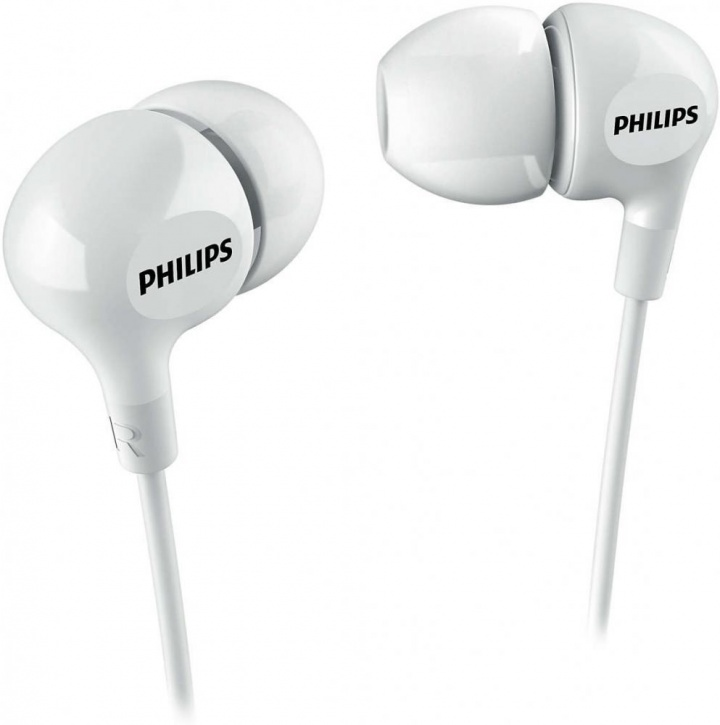 Наушники Philips SHE3550 White цена