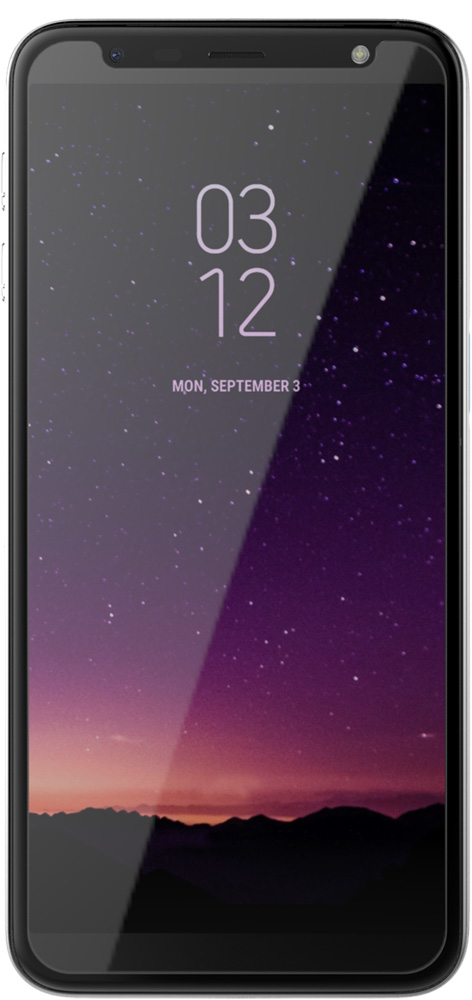 Стекло защитное Araree Samsung Galaxy J6 Plus 2018 прозрачное