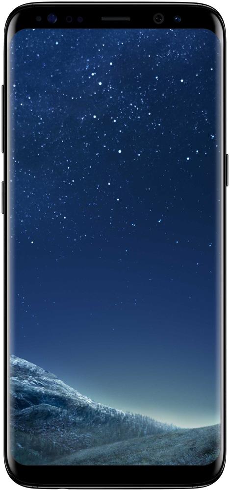 Смартфон Samsung Galaxy S8 Black