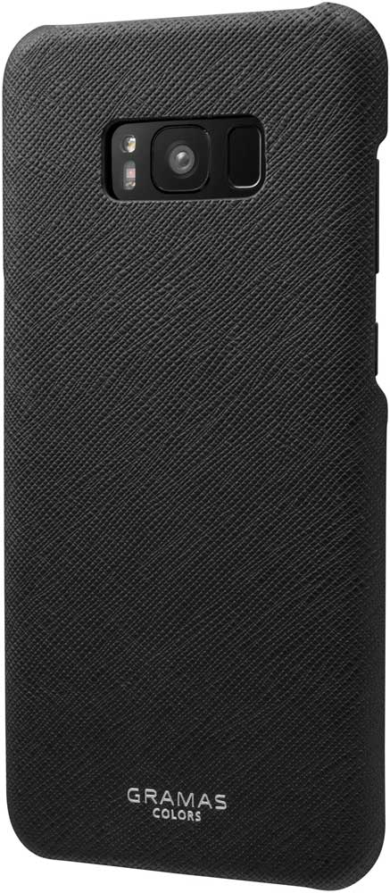 Клип-кейс Gramas Samsung Galaxy S8 Plus сафьяно Black keymao luxury flip leather case for samsung galaxy s8 plus