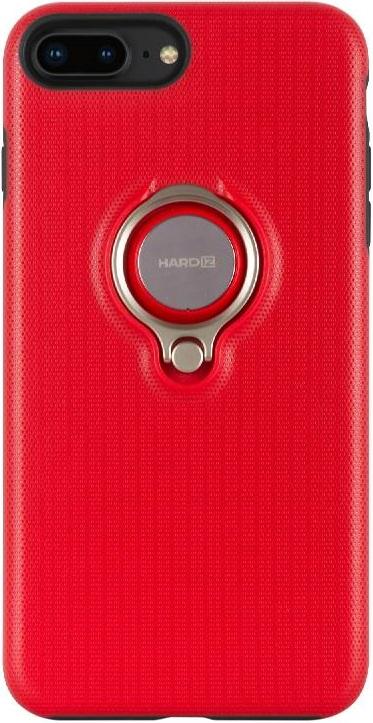 Клип-кейс Hardiz Apple iPhone 8/7 Plus с кольцом Red фото