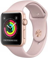 Часы Apple Watch Series 3 42 мм (MQL22RU/A)