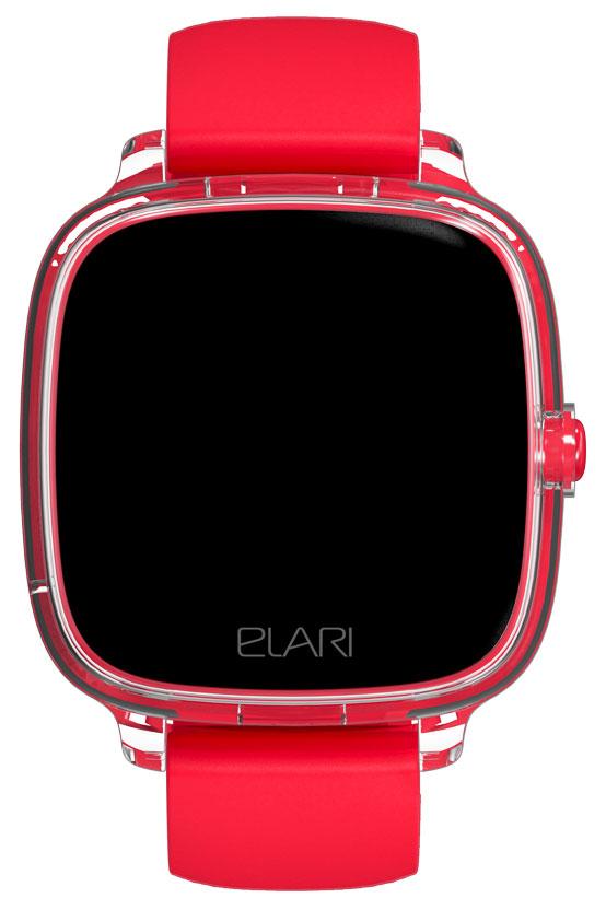 Детские часы Elari KidPhone Fresh Red фото