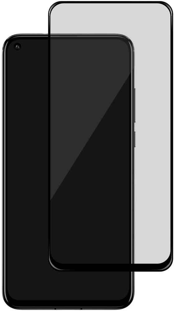 Стекло защитное uBear Honor V20 3D Full Glue черная рамка стекло защитное ubear iphone xr 0 2 мм черная рамка