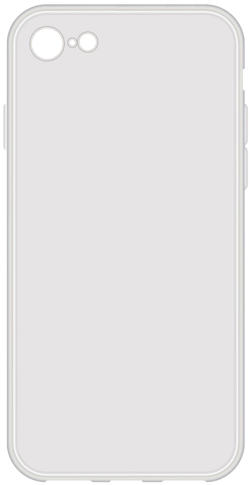 Клип-кейс Onext iPhone SE (2020) прозрачный фото