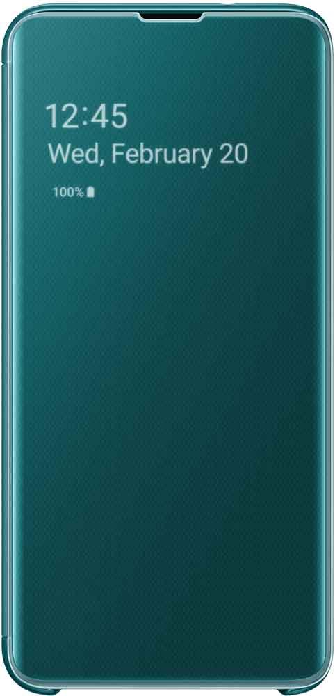 Чехол-книжка Samsung Galaxy S10e EF-ZG970C Green