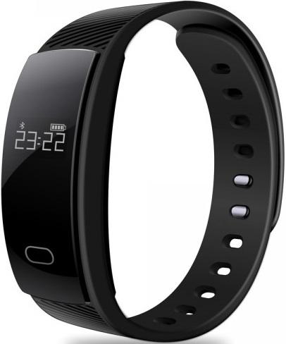 Часы Lemon Tree QS80 Black qs80 smart bracelet orange