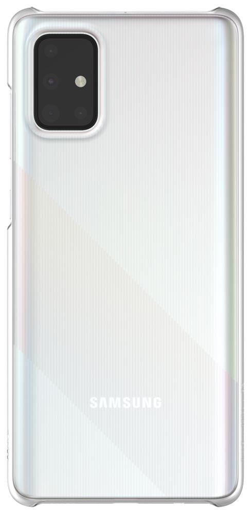 Клип-кейс WITS Samsung Galaxy A71 прозрачный (GP-FPA715WSATR) фото