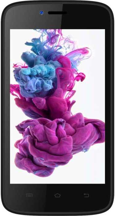 Смартфон Irbis SP401 8Gb Black планшет irbis tz93 3g 8gb black