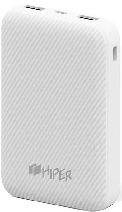 Внешний аккумулятор HIPER SPX10000 10000mAh QC 3.0 White фото