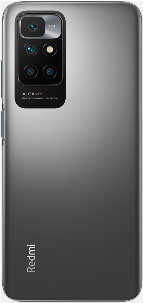 Смартфон Xiaomi Redmi10 4/64Gb Grey фото 3