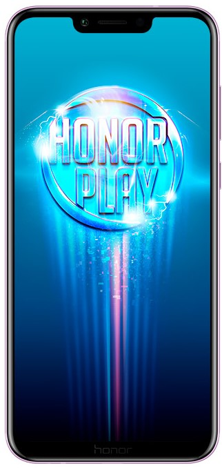 Смартфон Honor Play 4/64 Gb LTE Dual sim purple