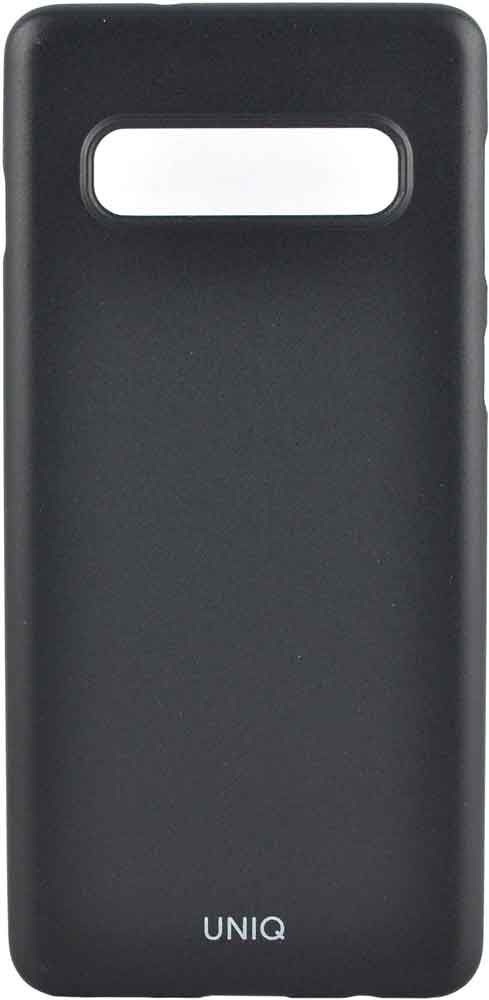 Клип-кейс Uniq Samsung Galaxy S10 Black клип кейс uniq samsung galaxy s10 plus black