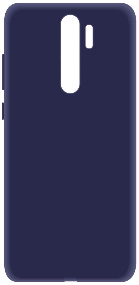 Клип-кейс LuxCase Xiaomi Redmi Note 8 Pro пластик Blue фото