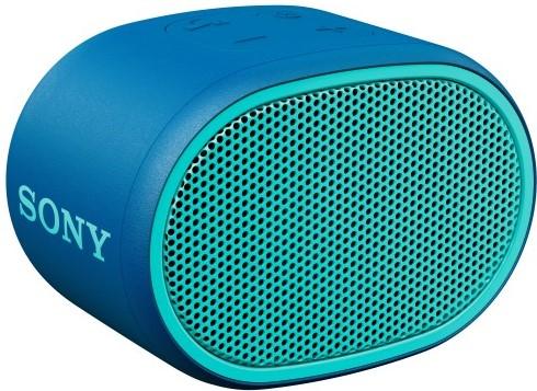 Портативная акустическая система Sony SRS-XB01 L lightblue портативная акустическая система sony srs xb01 w white