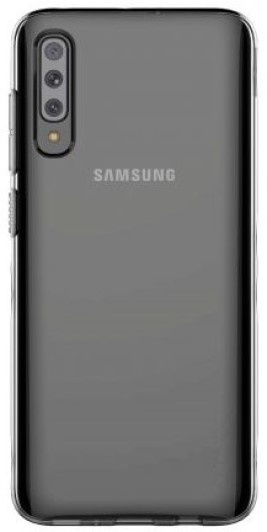 Клип-кейс Araree Samsung Galaxy A70 GP-FPA705K Black клип кейс araree samsung galaxy a10 gp fpa105k purple