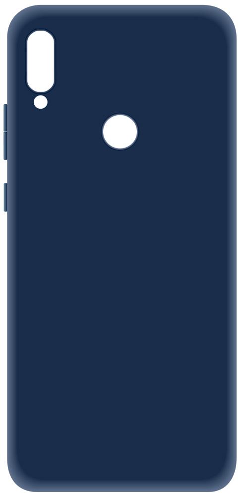 Клип-кейс LuxCase Honor 8A пластик Blue фото